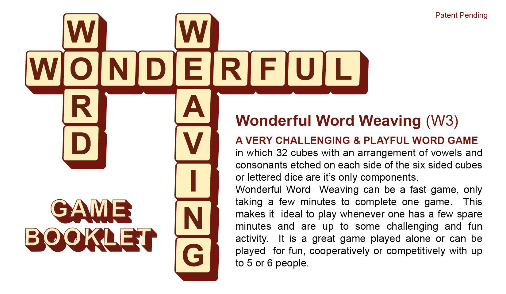Wonderful Word Weaving